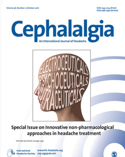 Rehaler -Cephalalgia