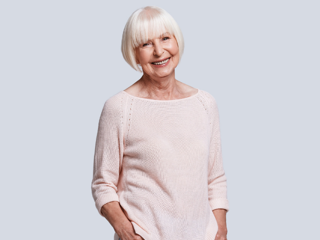 Josefine J., 65 years